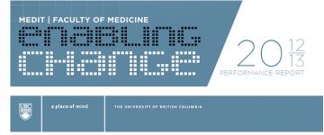 Enabling Change: MedIT's 2012/2013 Performance Report